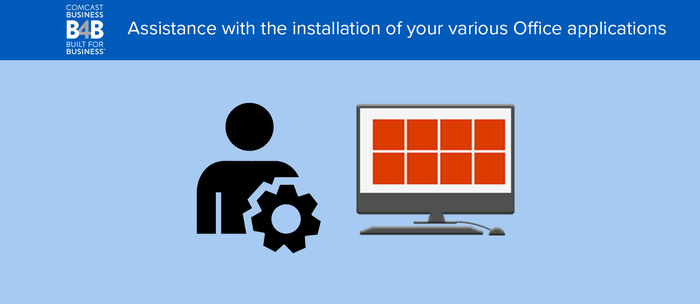 Installation of your Office Applications